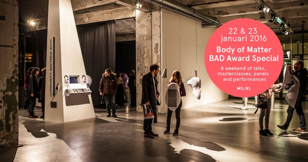 Body of Matter / BAD Award Special Dag 2