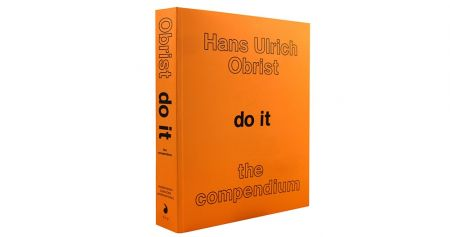 SOLD OUT Hans Ulrich Obrist - do it - the compendium