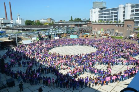 Making a Mark during Fontys PURPLE