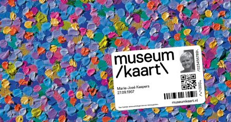 MUseumkaart valid at MU