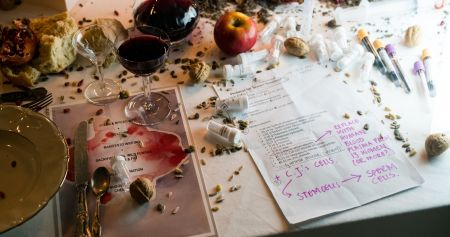 Feast of Thesmophoria: A manifesto dinner